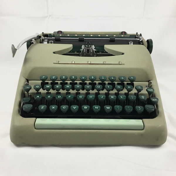 Refurbished Sears Tower Quiet-Tabulator Typewriter (a.k.a. Smith-Corona Silent)