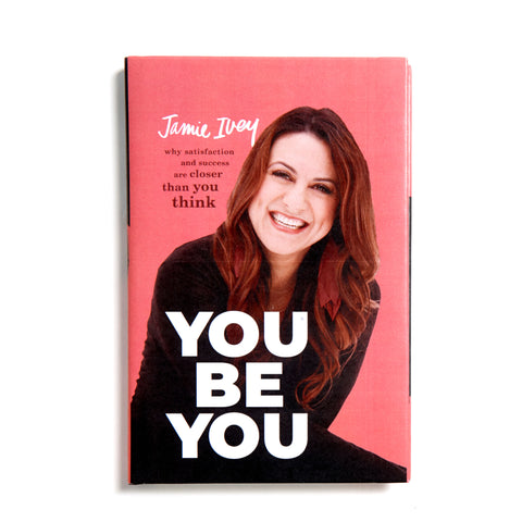 YOU BE YOU book