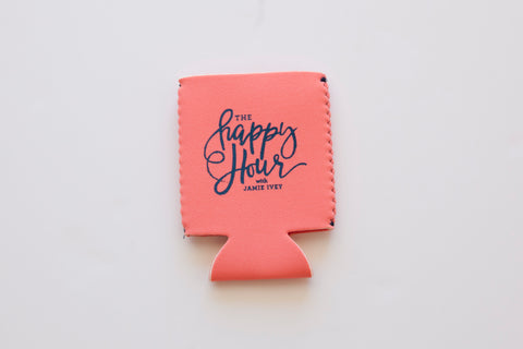 Happy Hour Drink Cooler - Pink
