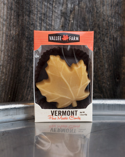 Maple Candy Leaf (1.5 oz.)