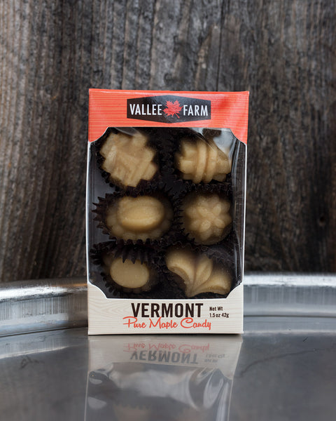 Maple Candy 6-pack (1.5 oz.)