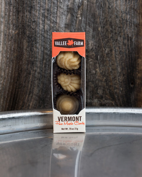 Maple Candy 3-pack (.75 oz.)