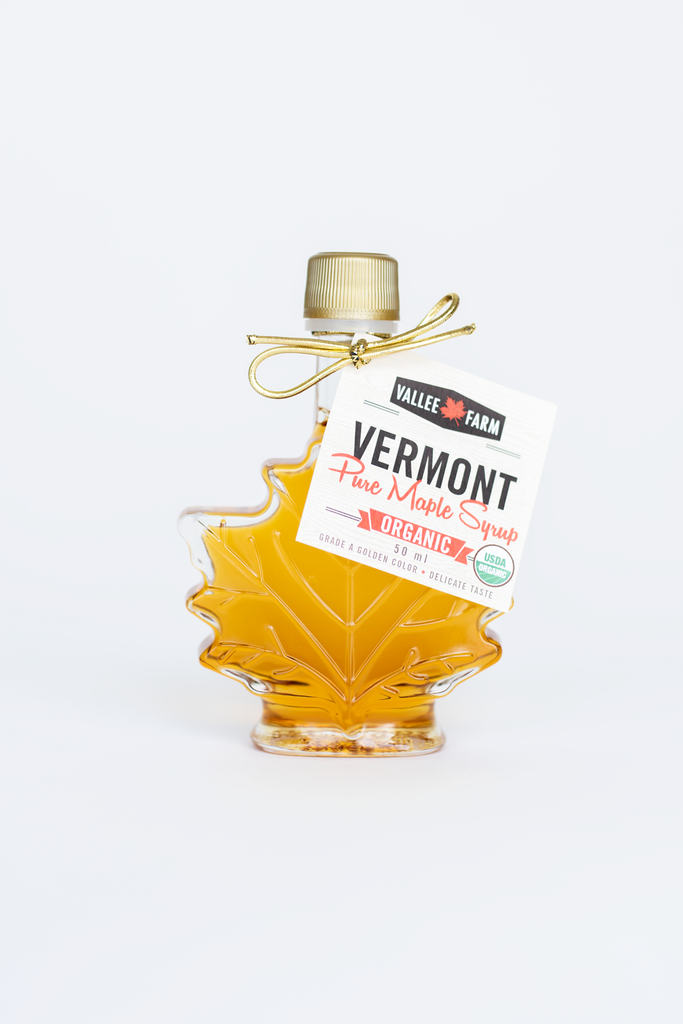 Glass Maple Leaf 100 ml