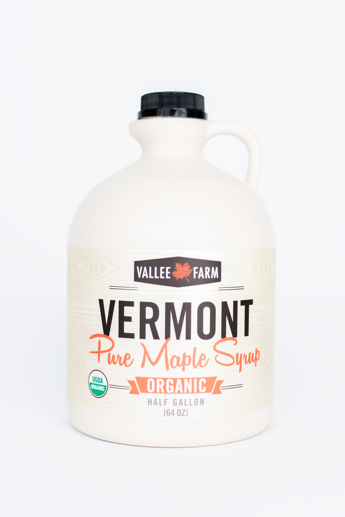 1/2 Gallon Jug (64 oz)