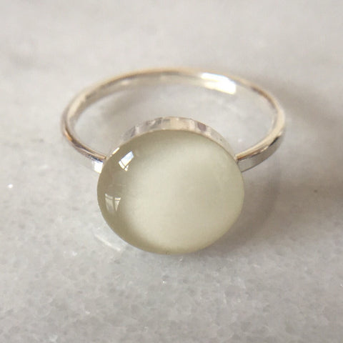 10 mm Bezel Ring (RSS) - Mom's Own Milk