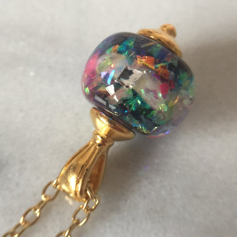 Rainbow Pendant (PGP) - Mom's Own Milk