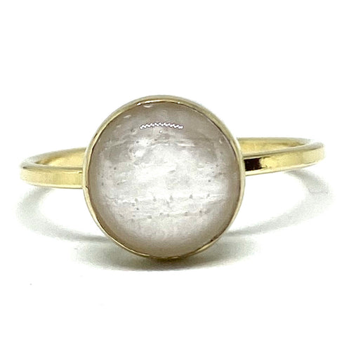 *CLEARANCE* Glass Cabochon Rings