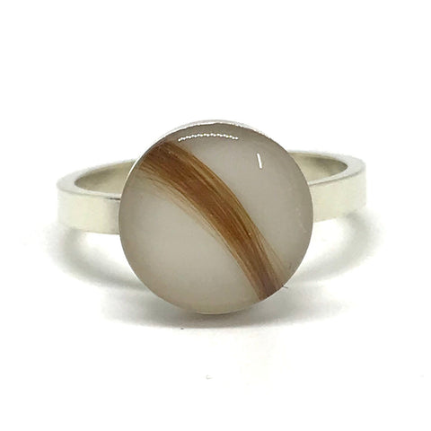 Ring - 9ct Gold (Resin)