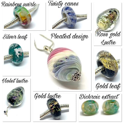 Add Ons for Glass Beads and Pendants