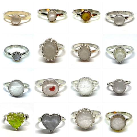 Glass Rings