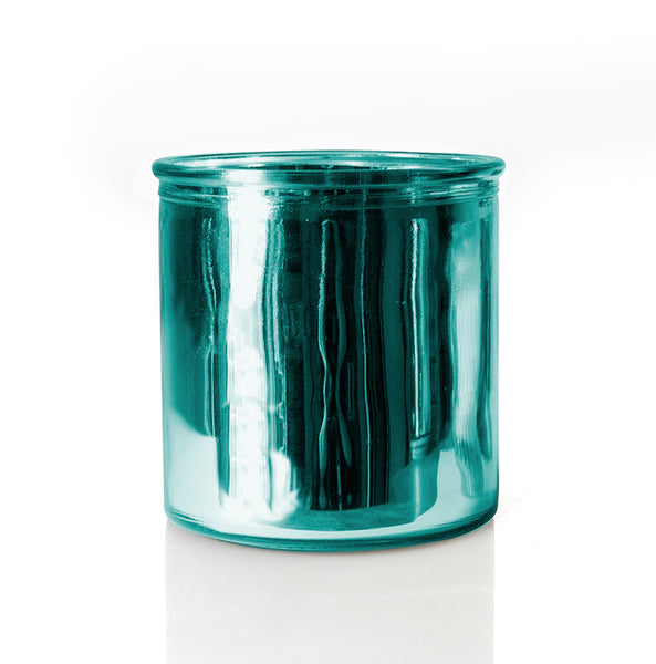 On The Rocks Rock Star Candle in Turquoise