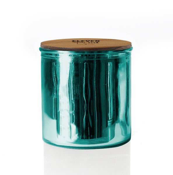 Jack Frost Rock Star Candle in Turquoise