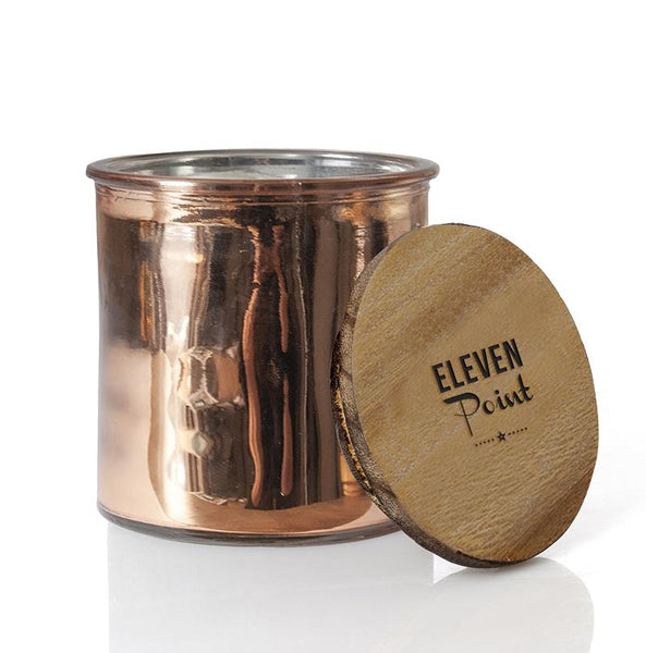 Harvest No. 23 Rock Star Candle in Rose Copper