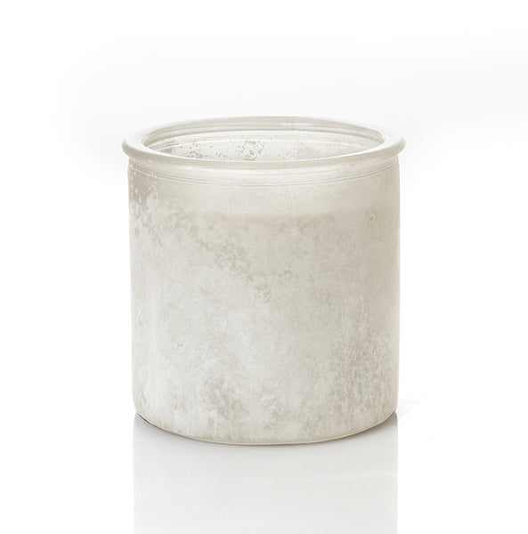 Harvest No. 23 River Rock Candle in Soft White