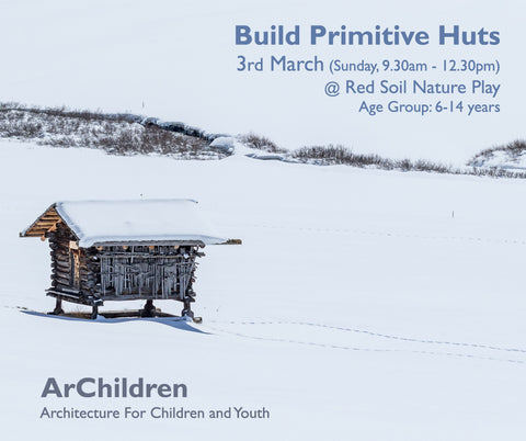 Build Primitive Huts