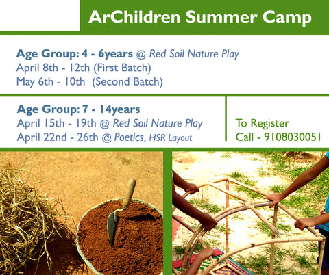 ArChildren Summer Camp