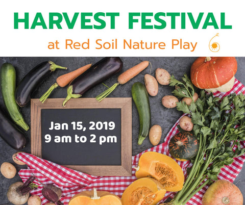 Harvest Festival at Red Soil Nature Play