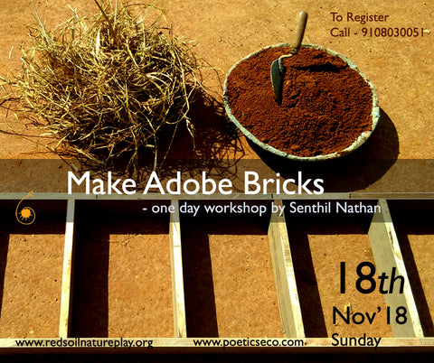 Make Adobe Bricks