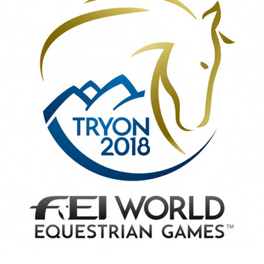 Double Gold at the World Equestrian Games!
