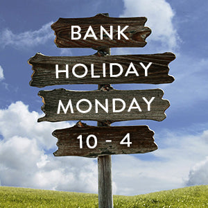 Bank holiday hours