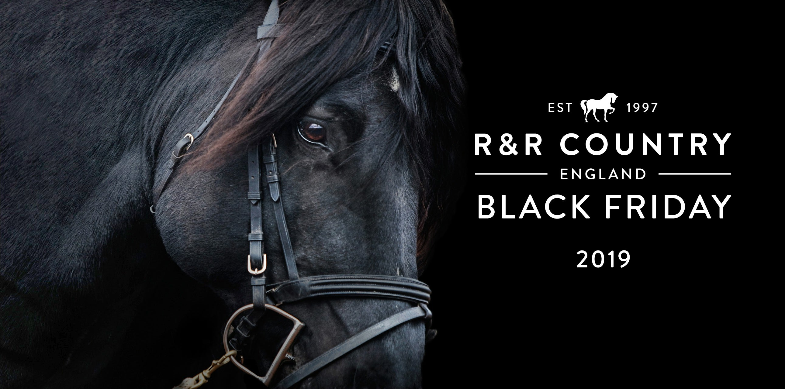 black friday 2019 black horse R&R country black friday bridle discounts sales