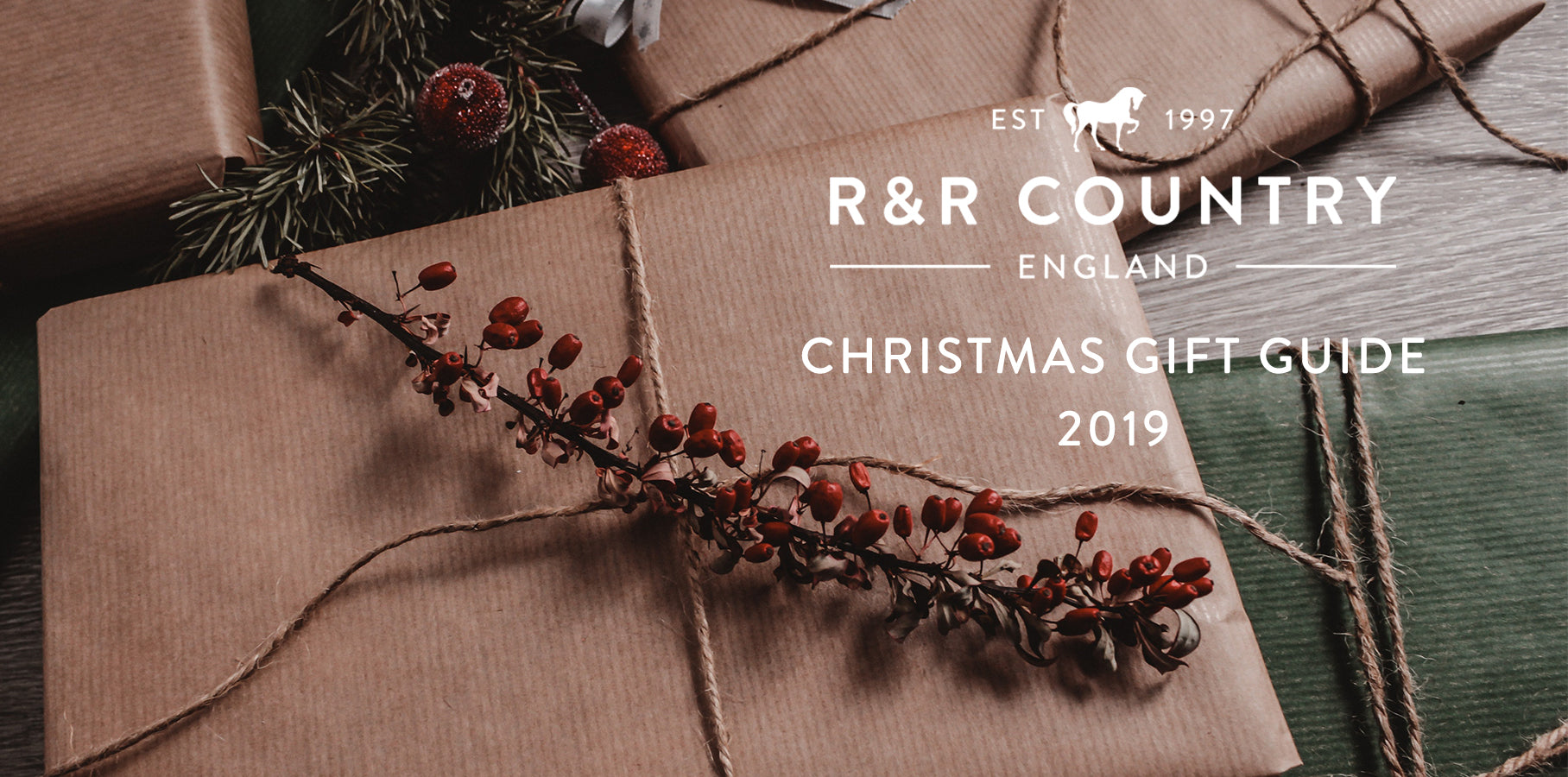 R&R Country Christmas gift guide 2019 Christmas gift inspiration 2019 Best Christmas gifts 2019 Christmas gifts for her 2019 Christmas gifts for him 2019 Country Christmas gifts 2019 Equestrian Christmas gifts 2019
