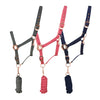 Hy Rose Gold Head Collar & Lead Rope - randrcountry