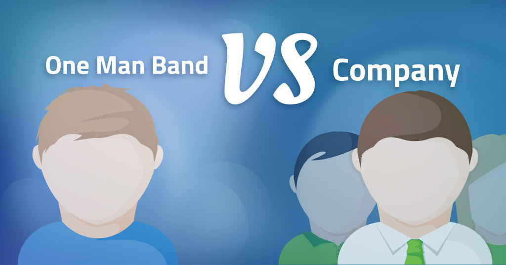 Choosing your EPOS Provider: One man band vs company