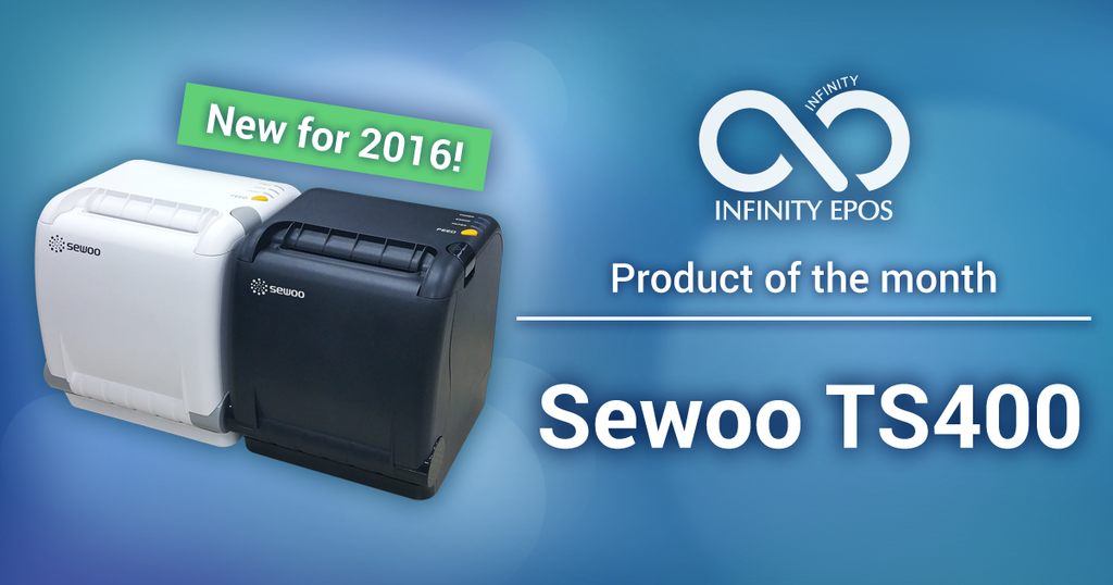 TS400 Spotlight - Infinity EPOS Product of the Month