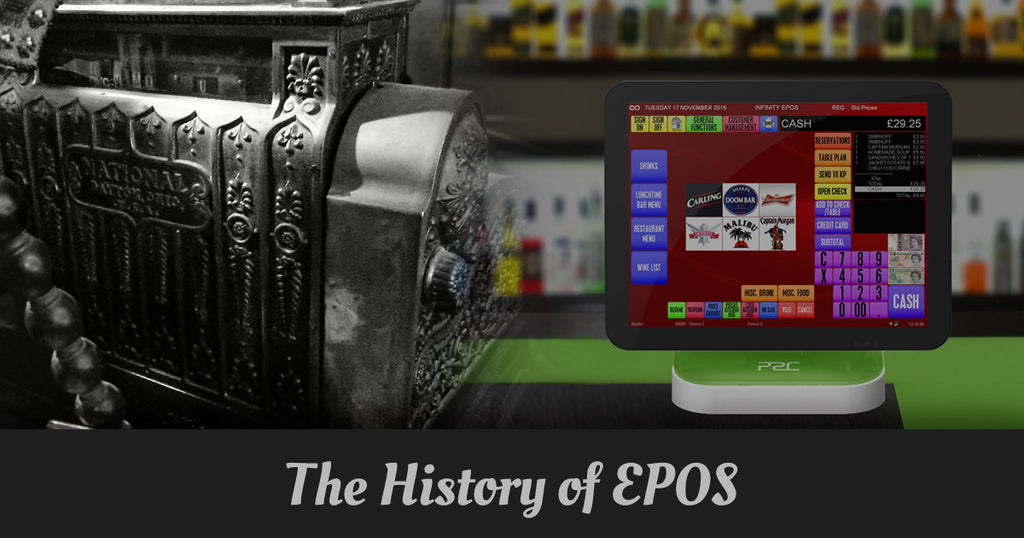 From Paper to POS - The History of EPOS