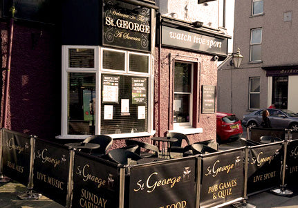 The St George, Swansea