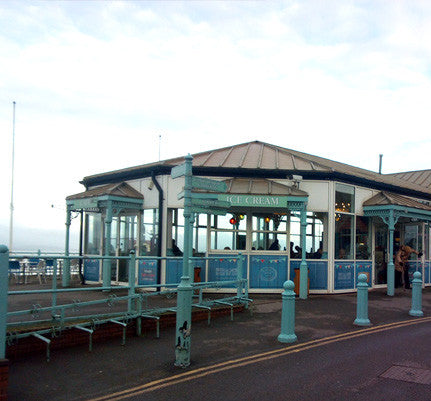 Beach Hut Cafe, Mumbles Pier