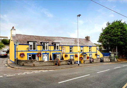Penrhiwllan Inn, New Quay