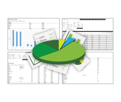 Infinity EPOS Cloud reports
