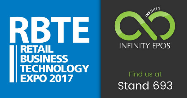 Infinity EPOS at RBTE 2017. Find us at stand 693