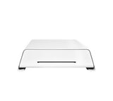 CX-350 Premium prism white cash drawer (5 note / 8 coin) 385 x 344 x 108mm
