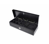 FT-460 Flip top cash drawer (6 note / 8 coin) 460 x 170 x 100mm
