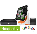 Complete hospitality EPOS system (Inc. Dallas reader + 10x Dallas keys)