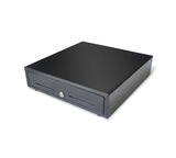 MK-350 Small size manual cash drawer (3 note / 8 coin) 350 x 405 x 90mm