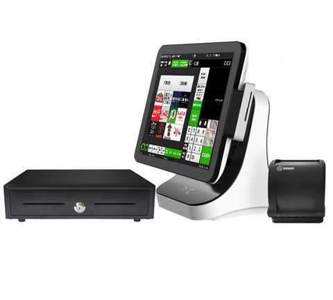 Modern style full EPOS system (for hospitality & retail)