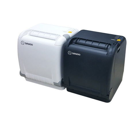 "Sewoo LK-TS400 front loading 'cube' thermal printer (3"", USB + Serial, 220mm/s)"
