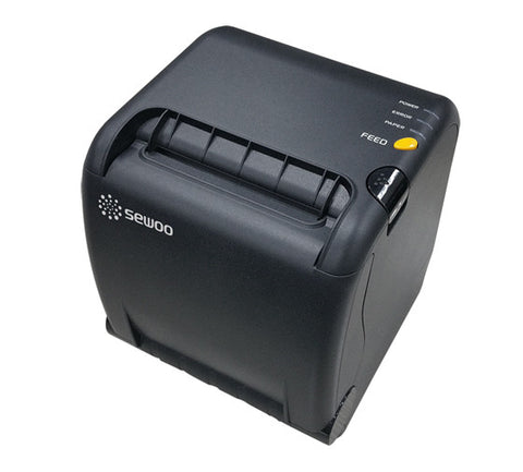 Sewoo LK-TS400 front loading 'cube' thermal printer (3