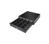 VK-410+ Reinforced steel cash drawer (4 note / 8 coin) 410 x 420 x 100mm