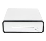 CX-330 Premium stylish white cash drawer CX-330 (5 note / 8 coin) 330 x 408 x 112mm