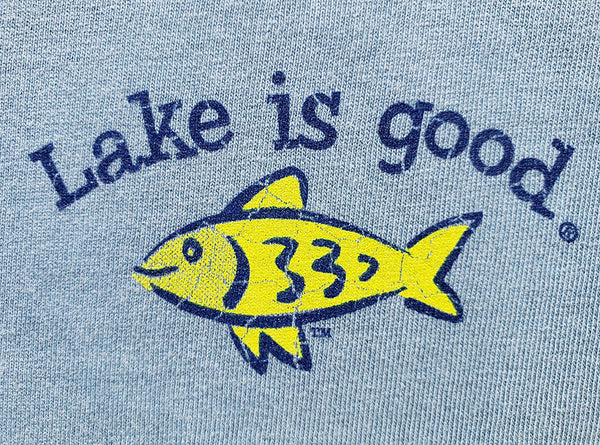 Lake is Good Men's T-Shirt