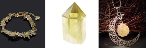 overcome lifes challenges with citrine