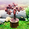 Feng Shui Gemstone Tree - Red Jasper