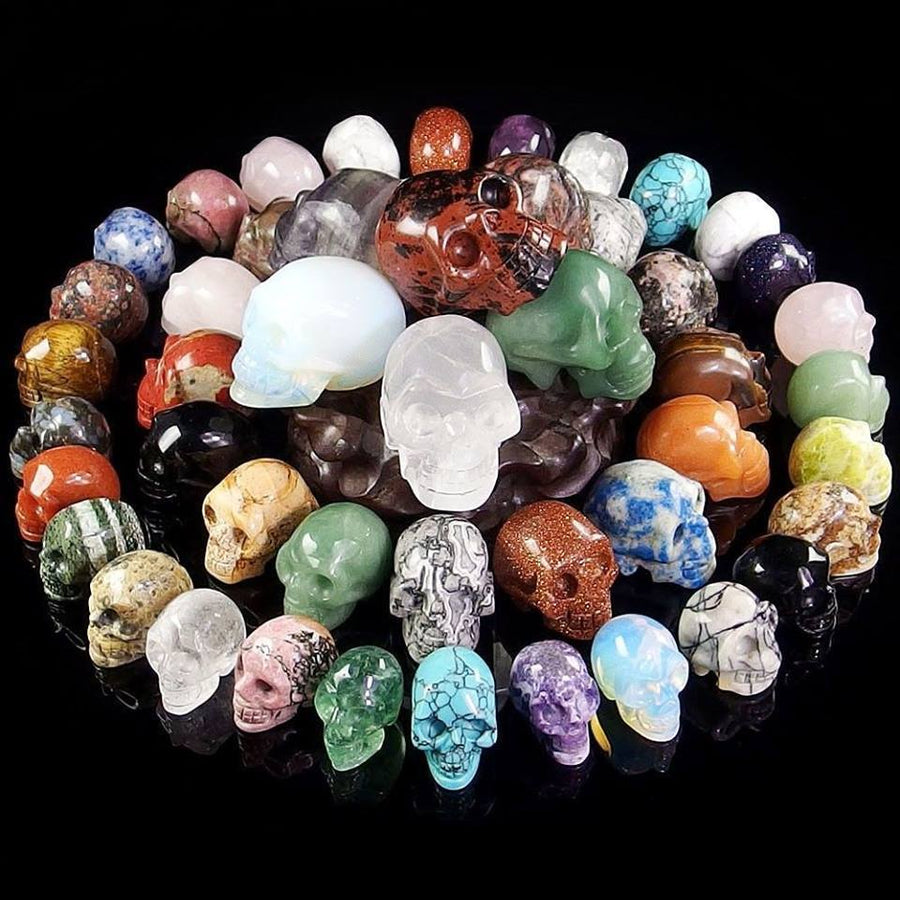 All Crystal Skulls