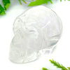 Clear Quartz Crystal Skull