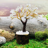 Feng Shui Gemstone Tree - Clear Quartz